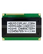 Module 16x4 LCD Display Character,HD44780,Datasheet,Black on White