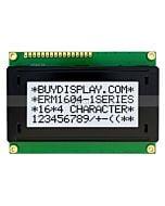 Module 16x4 LCD Display Character,HD44780,Datasheet,Black on White