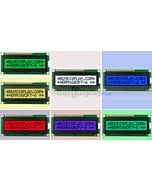 RGB Backlight Positive LCD 16x2 Character Display Module