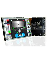 Serial SPI I2C 10.1 inch TFT LCD Module Dislay wRA8876,Touch Panel Screen