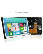 Serial 7 TFT LCD Display Module 800x480 with SPI I2C RA8875
