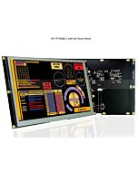 Serial 8 TFT LCD Display Module 800x480 with SPI I2C RA8875
