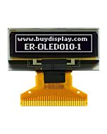 Serial I2C 1 inch OLED Display Module 128x32,SSD1306,White on Black