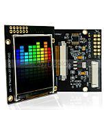 Serial SPI 1.8 inch TFT LCD Display wBreakout Board,ILI9163,128x160