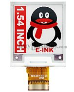 SPI 1.54 inch e-Ink 200x200 e-Paper Display Panel Red White Black SPI
