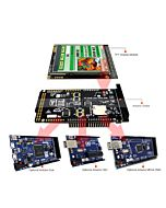 SPI Arduino 2.8 inch TFT Touch Shield Example ILI9341 for Mega Due Uno