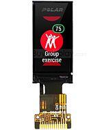 SPI Wearable Screen Display 0.96 inch Mini IPS TFT LCD 80x160 ST7735