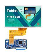 TFT 7 inch 800x480 LCD Display Module