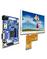 TFT LCD Display 4.3 inch with HDMI VGA,Video AV Driver Board