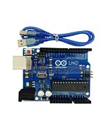 UNO R3 ATmega328P Development Board For Arduino Compatible+USB Cable