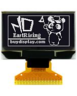 White 1.3 inch OLED I2C Arduino SSD1306 Display Module Connector FPC