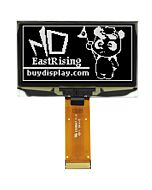 White 2.4 inch Graphic OLED Display,128x64 Serial SPI,I2C,SSD1309
