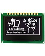 White  I2C OLED 2.4 inch Display Serial SPI 128x64 Graphic Display,SSD1309