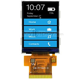 "2.8/"" 240 x 320 TFT LCD Touch Screen Panel Display Module w// Pen for"