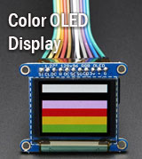 Color OLED Display