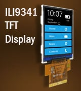 ILI9341-TFT-Display